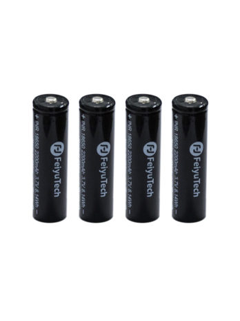 FEIYU TECH 18650 BATTERIES FOR AK SERIES GIMBALS